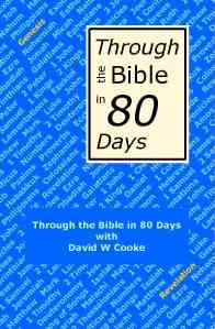 Through the Bible in 80 Days
